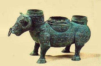 La sculpture chinoise ancienne VAVPA